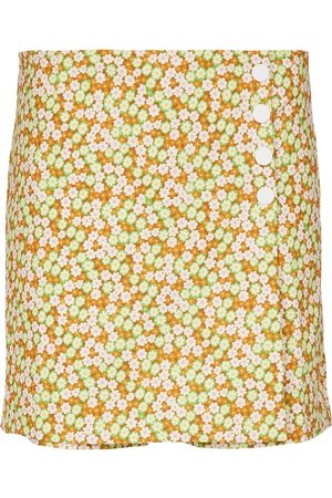 Tory Sport Floral miniskirt