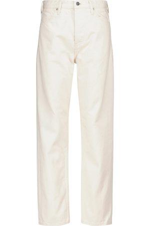 Jil Sander High-rise straight jeans