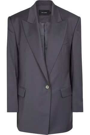 Low Classic Single-breasted wool-blend blazer