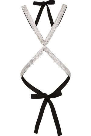 J.W.Anderson Crystal-embellished harness