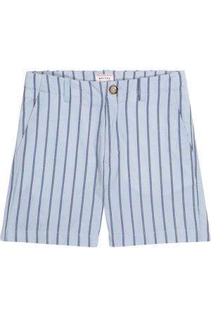 MORLEY Lennon striped cotton shorts
