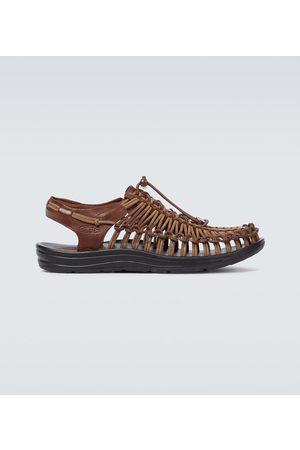 Keen UNEEK Premium leather sandals