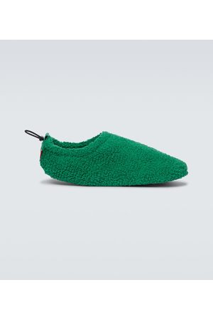 UNDERCOVER Toweling slippers