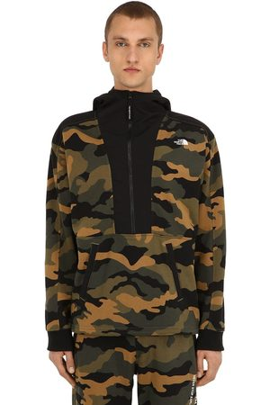 The North Face Nse P/o Cotton Blend Sweatshirt Hoodie