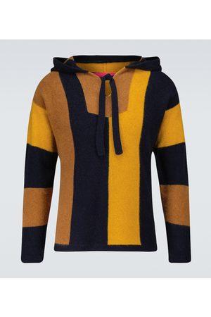 THE ELDER STATESMAN Sin Baja cashmere sweater
