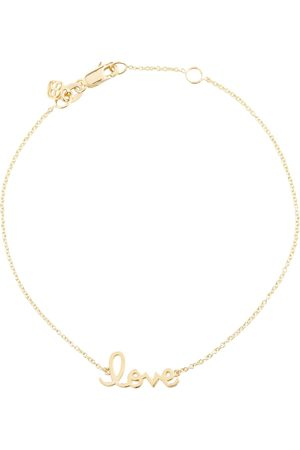 Sydney Evan Love 14kt bracelet