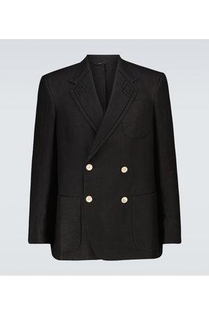 Fendi Double-breasted blazer