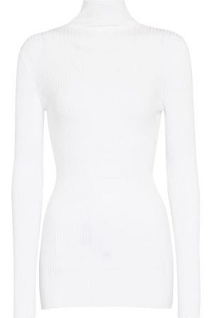 Wolford Ribbed-knit turtleneck sweater