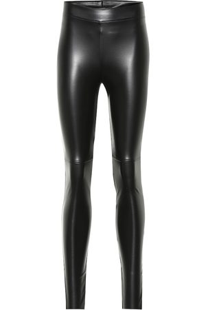 Wolford Estella faux leather leggings