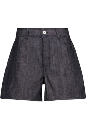 Jil Sander High-rise denim shorts
