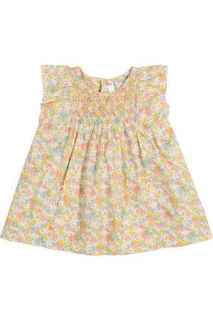 BONPOINT Baby Calais Liberty floral cotton dress