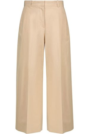 Joseph Talan cotton and linen culottes