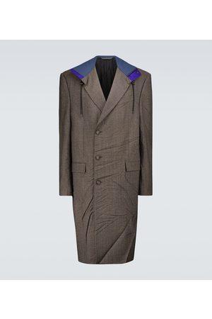 Balenciaga Parka tailored coat