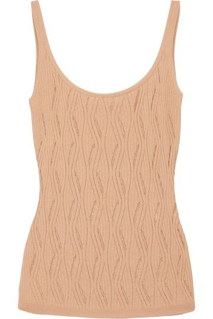 GABRIELA HEARST Hurwitz cashmere and silk tank top