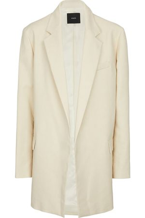 Joseph Julia linen and cotton blazer
