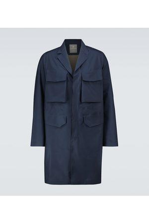 LARDINI Yosuke Aizawa x technical trench coat