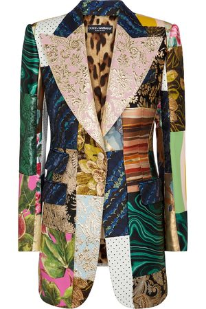 Dolce & Gabbana Patchwork blazer