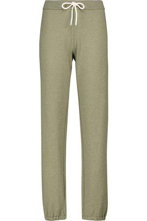 Tory Sport Cotton-blend jersey sweatpants