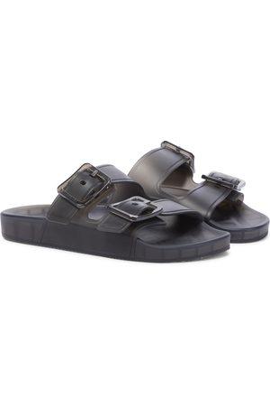Balenciaga Mallorca rubber sandals