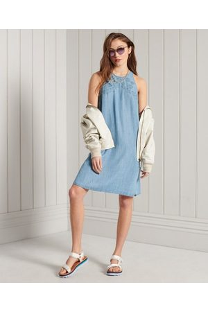 Superdry Women Sleeveless Dresses - Sleeveless Dress
