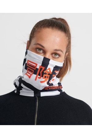 Superdry Women Ski Accessories - Sport Snow Tube All Over Print