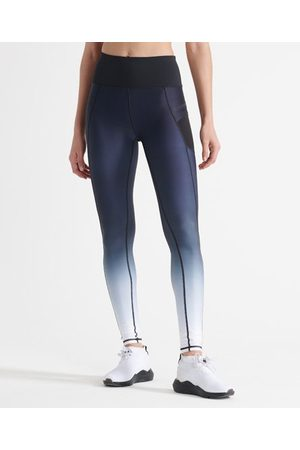Superdry Women Sports Leggings - Sport Running Sprint Leggings