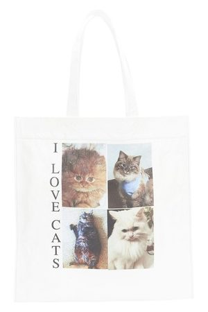 Balenciaga Cat shopper bag
