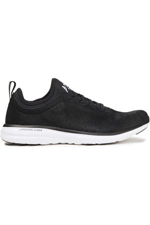 APL® ATHLETIC PROPULSION LABS Women Sneakers - Woman Techloom Phantom Metallic 3d Mesh And Neoprene Sneakers Size 10