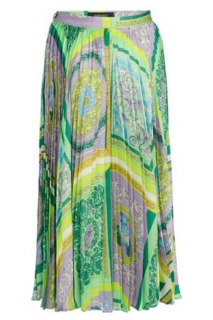 VERSACE Women Printed Skirts - Midi skirt