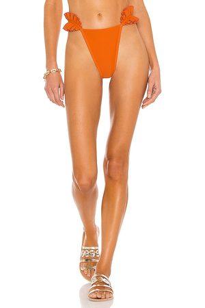 Andrea Iyamah Mulan Bikini Bottom in .