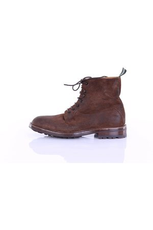 Green george Boots Men