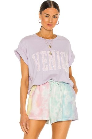 Show Me Your Mumu Airport Tee in Lavender.