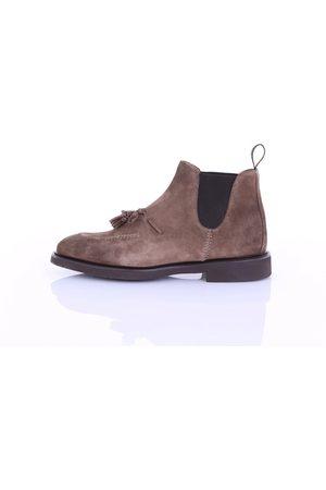 Doucal's Boots Men Dark