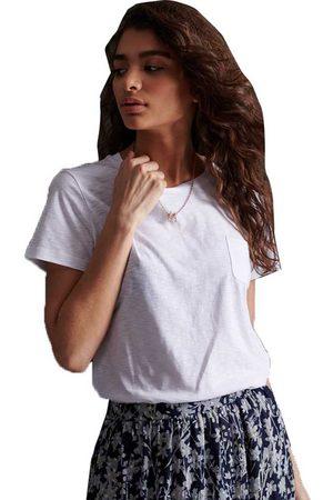 Superdry Women Short Sleeve - Orange Label Crew Short Sleeve T-shirt XXS