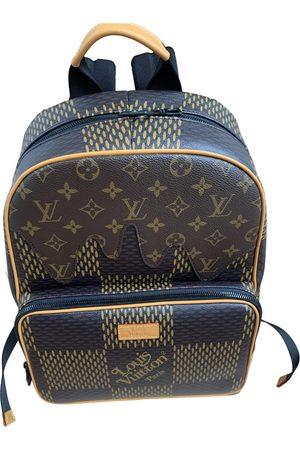Louis Vuitton X Nigo \N Cotton Bag for Men