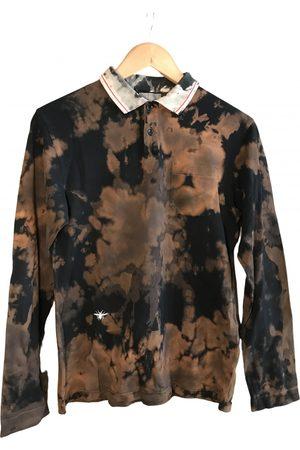 Dior Multicolour Cotton Polo Shirts