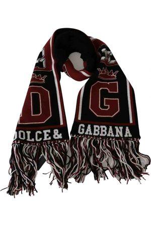 Dolce & Gabbana Multicolour Cashmere Scarves & Pocket Squares