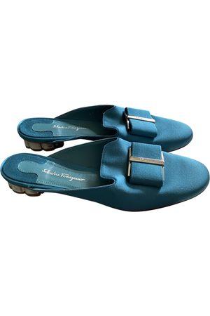 Salvatore Ferragamo Women Mules - \N Cloth Mules & Clogs for Women