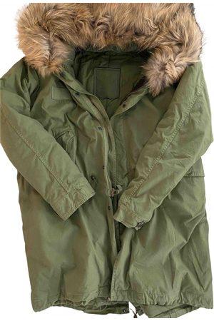 Mr & Mrs Italy Faux fur Coats