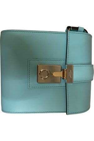 Moynat Cabotin Leather Handbag for Women
