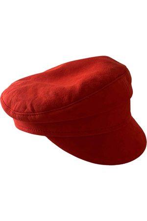 Ruslan Baginskiy Women Hats - \N Suede Hat for Women