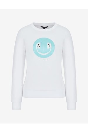 Armani Women Sweatshirts - Sweatshirt Cotton, Polyester