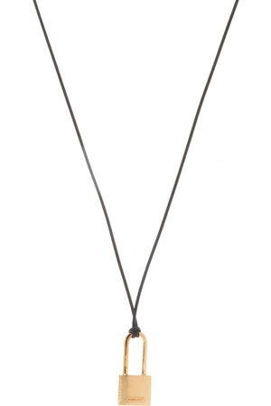 AMBUSH Men Necklaces - Small Padlock Necklace