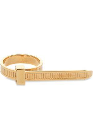 AMBUSH Men Neckties - Zip Tie Ring