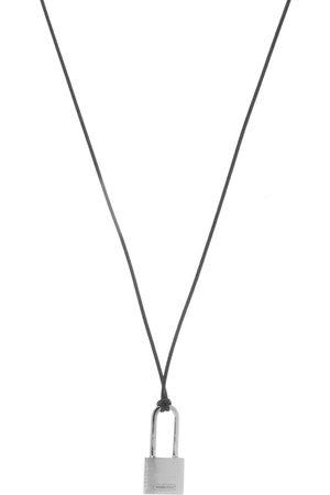 AMBUSH Small Padlock Necklace