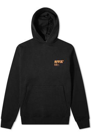 AFFIX Men Hoodies - Standardised Logo Hoody