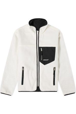 AMBUSH Zip Thru Fleece Jacket