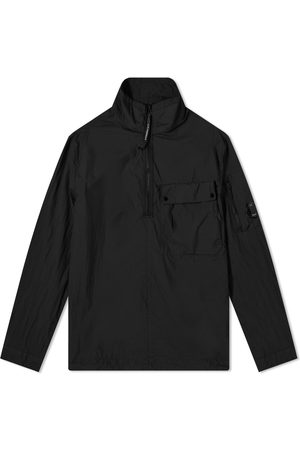 C.P. Company Men Casual - Tylon L Mixed Quarter Zip Overshirt