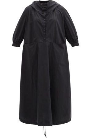 Birkenstock The Forager Hooded Cotton-poplin Dress - Womens