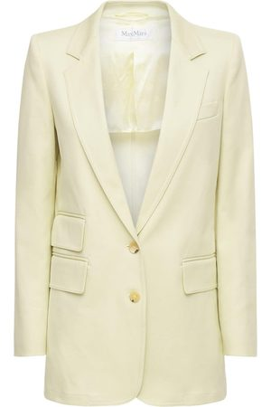 Max Mara Cotton Bull Jacket